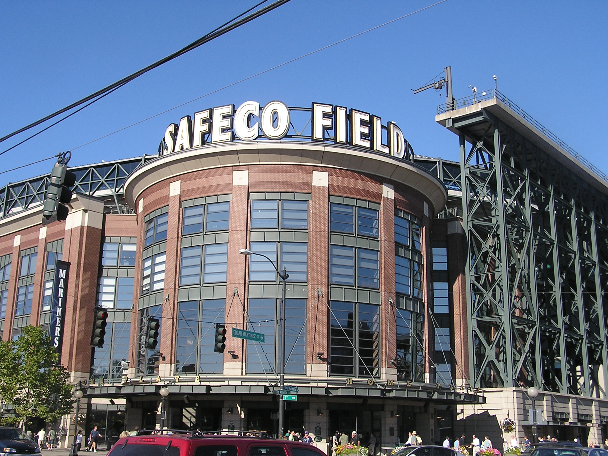 Safeco Field, Seattle, Washington